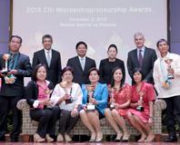 2015 Citi Microentrepreneurship Awards