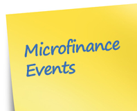Microfinance Events