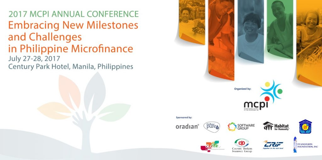2017 Annual Conference - Embracing New Milestones and Challenges in Philippine Microfinance